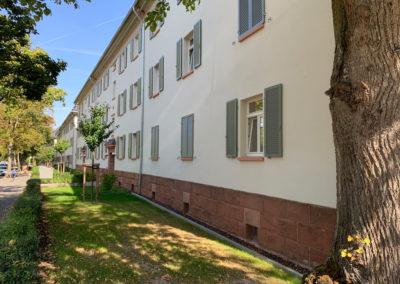 ZIVB Referenz: Westerwaldstraße, Wiesbaden